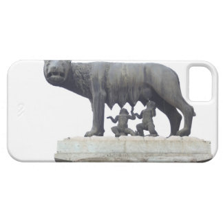 Capitoline Wolf Statue (She-wolf suckling), iPhone 5 Case