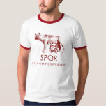 Capitoline Wolf T-shirt