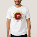 Capitoline Wolf T-shirts