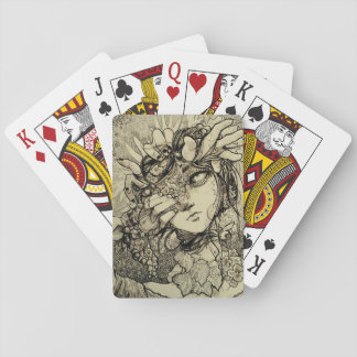 Capitulate playing cards