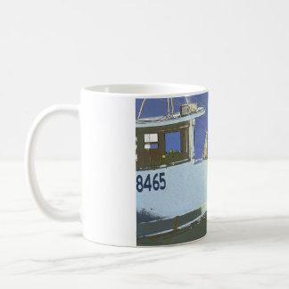 Capn of the James Coffee Mug
