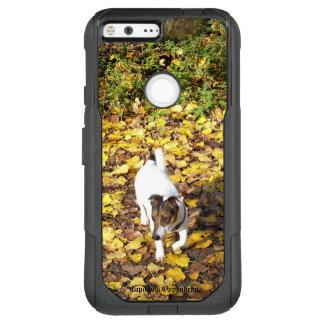 Capo von Oppenheim Jack Russell Terrier, Dog OtterBox Commuter Google Pixel XL Case