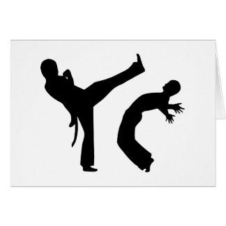 Capoeira Cards