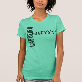 Capoeira green W T-Shirt