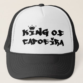 Capoeira Martial Art Fight Figher Trucker Hat