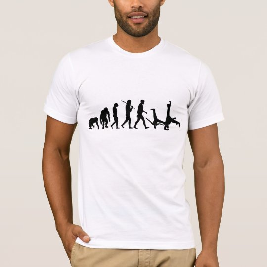 Capoeira Martial Arts Brazil Evolution Dance T-Shirt