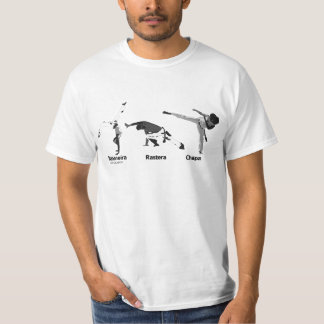 Capoeira moves, defense attack T-Shirt