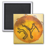 capoeira my love magnet