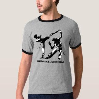 Capoeira Regional Ringer T-Shirt