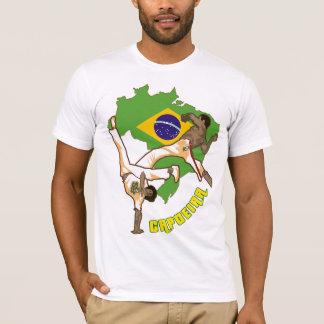 CAPOEIRA_ strong T-Shirt