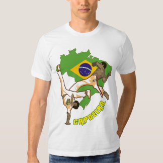 CAPOEIRA_ strong T Shirts