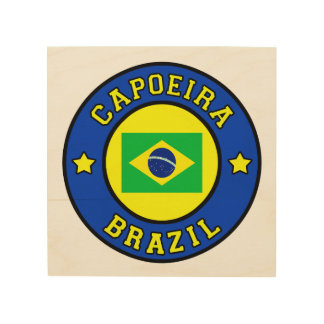 Capoeira Wood Canvases