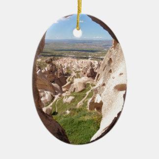 Cappadocia. Christmas Ornament