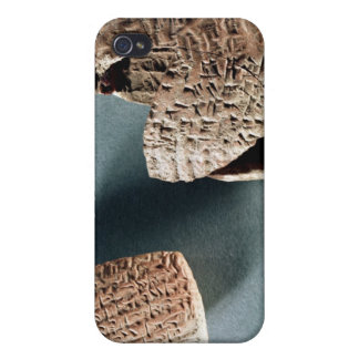 Cappadocian letter and envelope, from Turkey iPhone 4/4S Cases