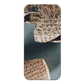 Cappadocian letter and envelope, from Turkey iPhone 5/5S Case