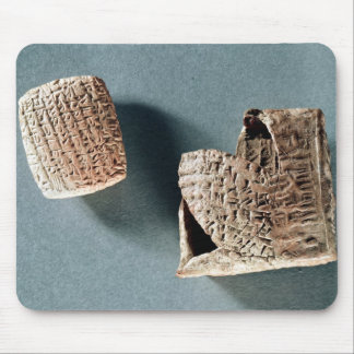 Cappadocian letter and envelope, from Turkey Mouse Mat