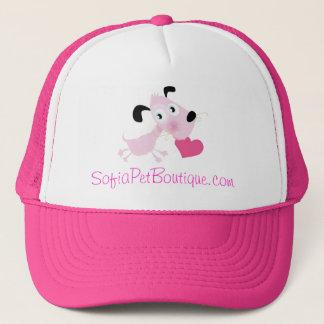 Cappellino SofiaPetBoutique.com Trucker Hat