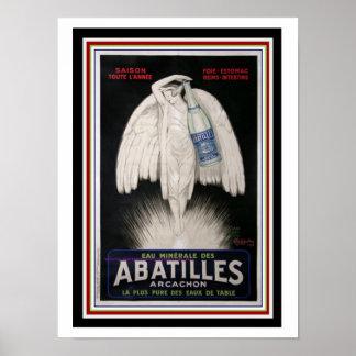Cappiello Abatilles Ad Poster 12 x 16