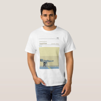 Cappielow, Greenock. Home of Greenock Morton T-Shirt