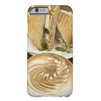 Cappuccino and panini lunch barely there iPhone 6 case