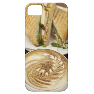 Cappuccino and panini lunch case for the iPhone 5