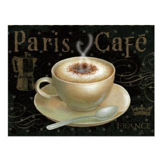 Cappuccino Cup Postcard