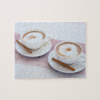 Cappuccino Jigsaw Puzzle