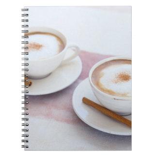 Cappuccino Notebook
