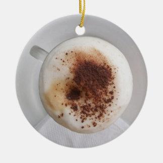 Cappuccino Ornament