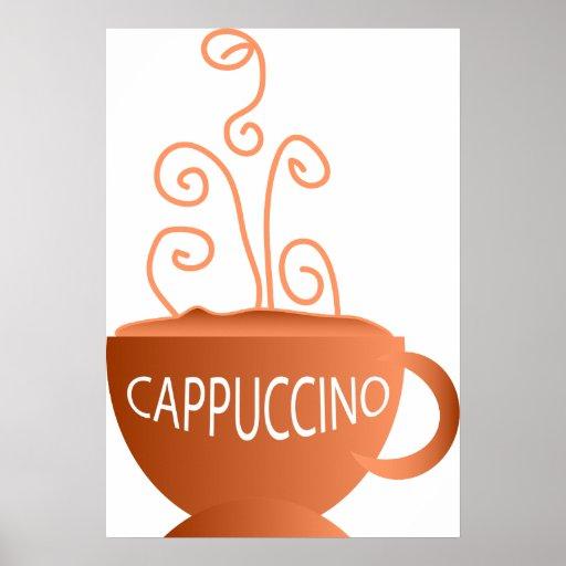 Cappuccino Print