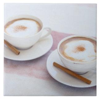 Cappuccino Tile
