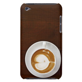 Cappuccino with love barely there iPod case