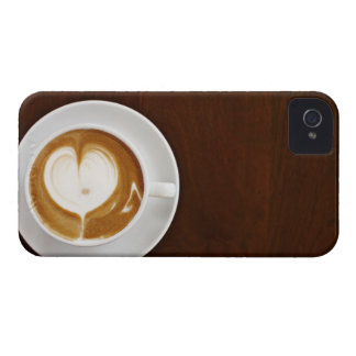 Cappuccino with love iPhone 4 Case-Mate cases