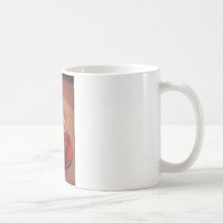 Cappucino Blank Basic White Mug