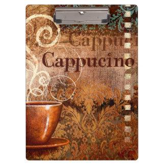 Cappucino Clipboards