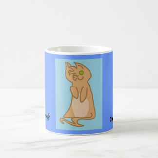 Cappucino? Coffee Mug