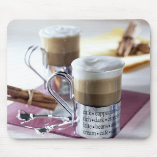 Cappucino For use in USA only 2 Mousepads