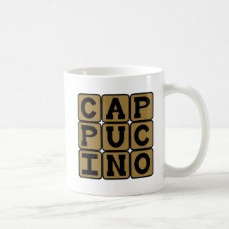 Cappucino, Italian Coffee Drink Mugs