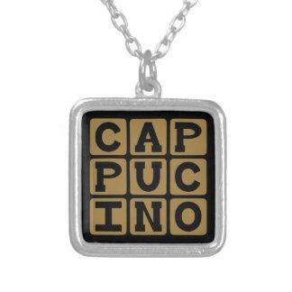 Cappucino, Italian Coffee Drink Pendant