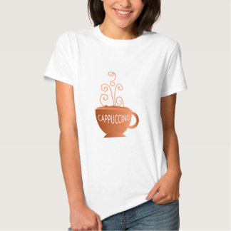 Cappucino T Shirt
