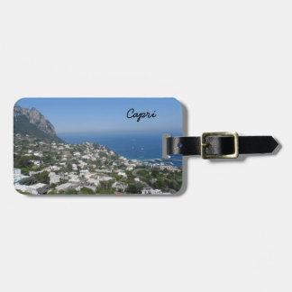 Capri, Italy Bag Tag
