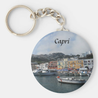 Capri, Italy Key Ring