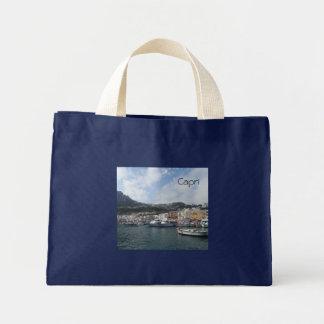 Capri, Italy Mini Tote Bag