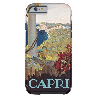 Capri, Italy Vintage Travel Tough iPhone 6 Case