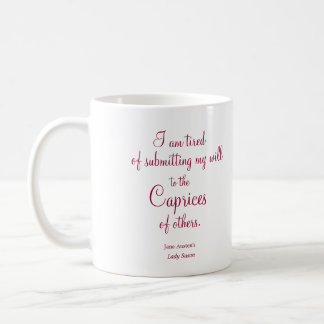 Caprices Coffee Mug