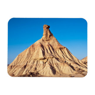 Capricious form of a Natural Monument Rectangular Photo Magnet