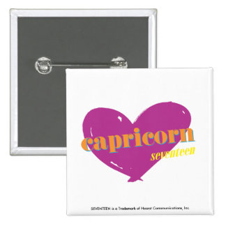Capricorn 2 15 cm square badge
