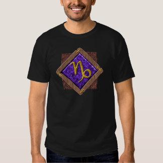 Capricorn 3-D Emblem T-Shirts