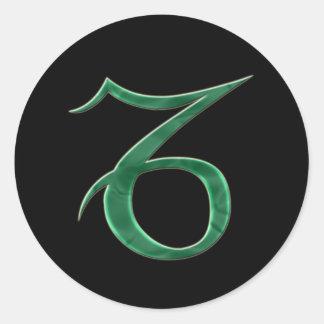 Capricorn #3 Sticker