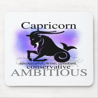 Capricorn About You Mousepad